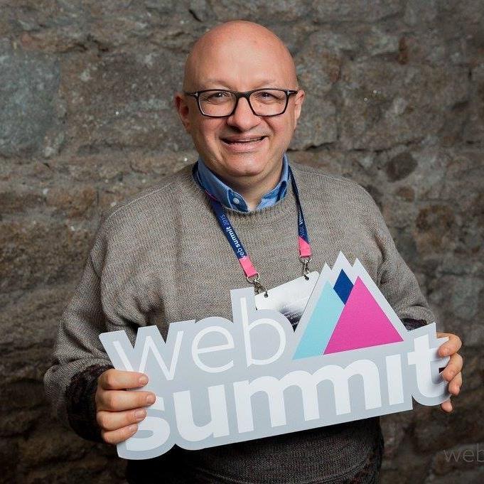 Andrea Romoli Web Summit