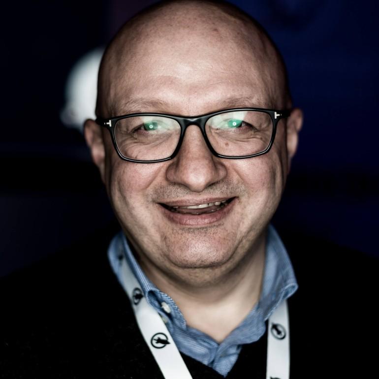 Andrea Romoli Startup