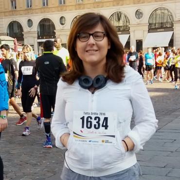 Tutta Dritta - Cristina Alessandra Marseglia