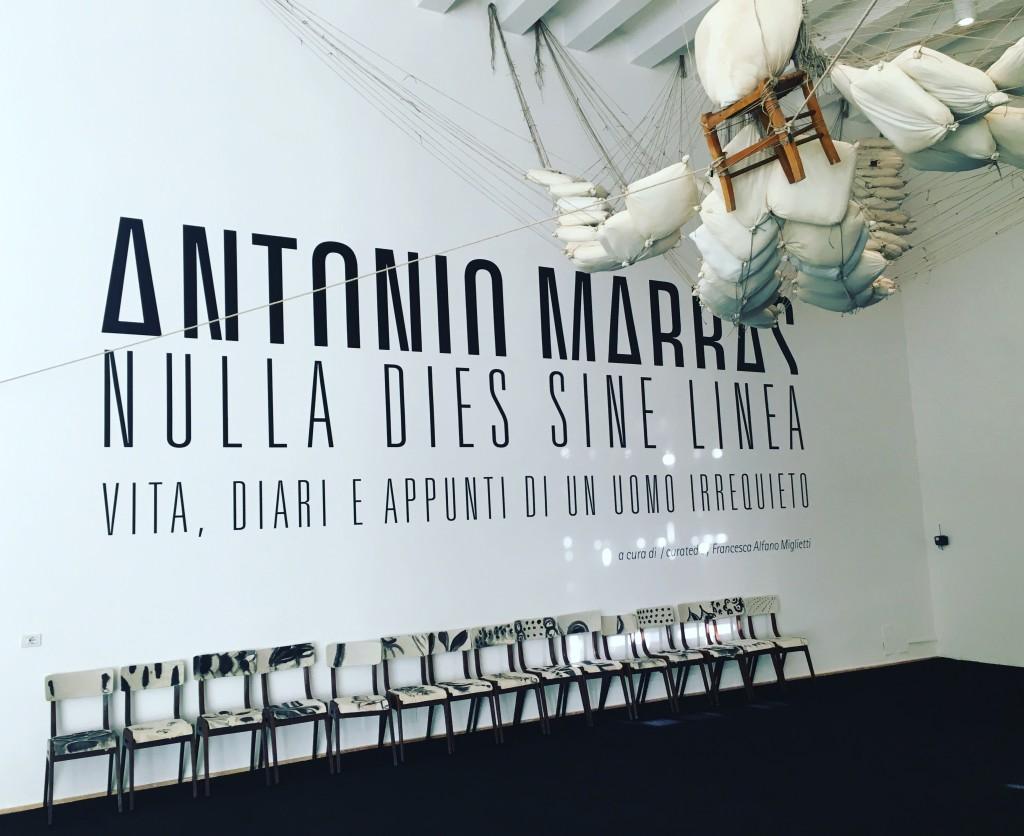 TalentiEventi-Antonio-Marras-nulla-dies-sine-linea-triennale-milano