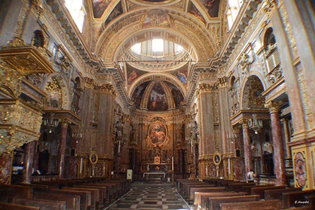 Chiesa dei Santi Martiri Solutore, Avventore e Ottavio