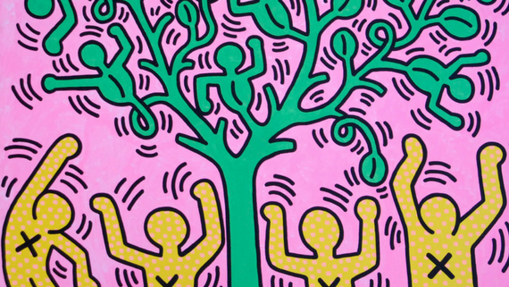 TalentiEventi-Life-Tree-Keith-Haring