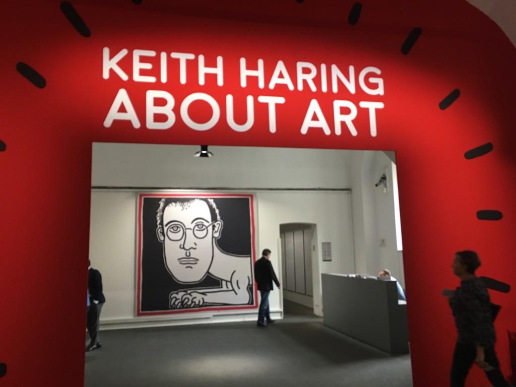 TalentiEventi-About-Art-Keith-Haring-Milano-Palazzo-Reale