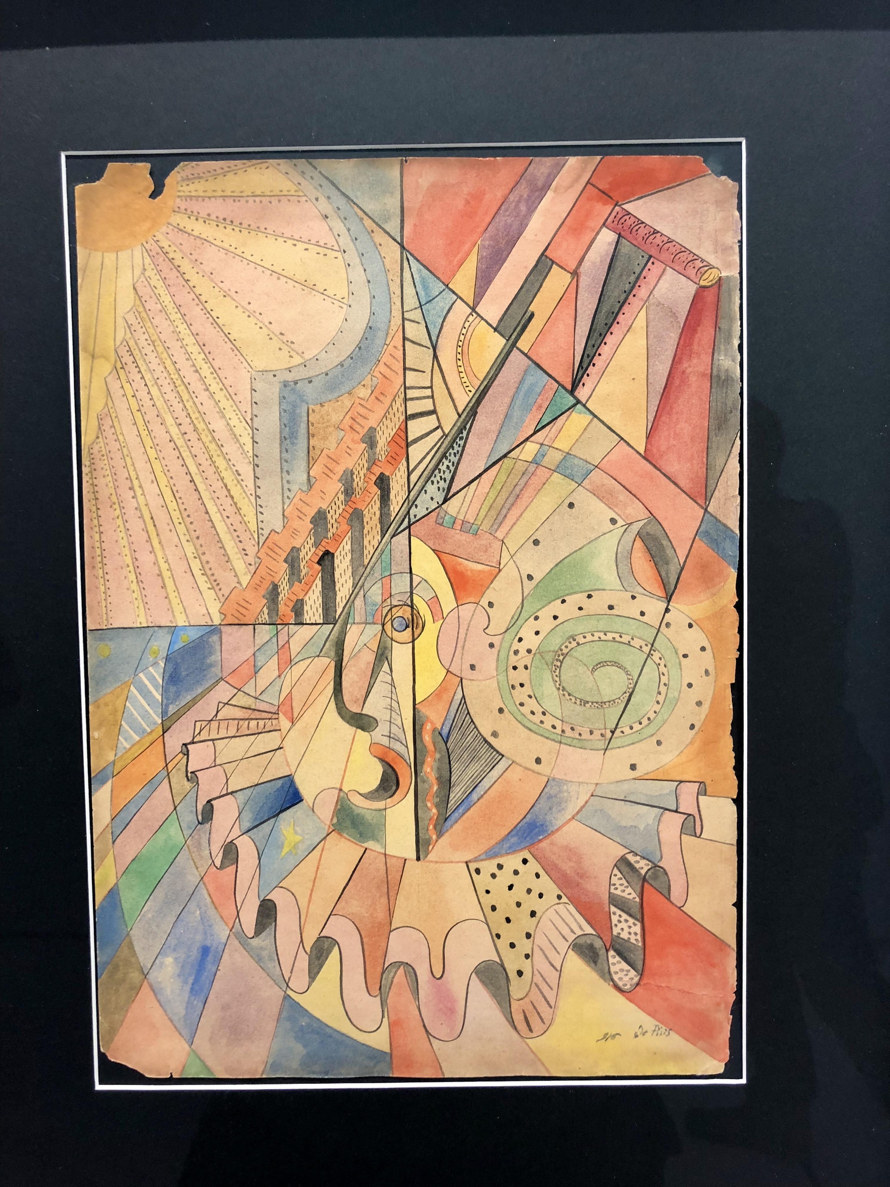 TalentiEventi_Filippo_De_Pisis_Eclettico_connoisseur_fra pittura_ musica_e_poesia_Museo_Ettore_Fico_5