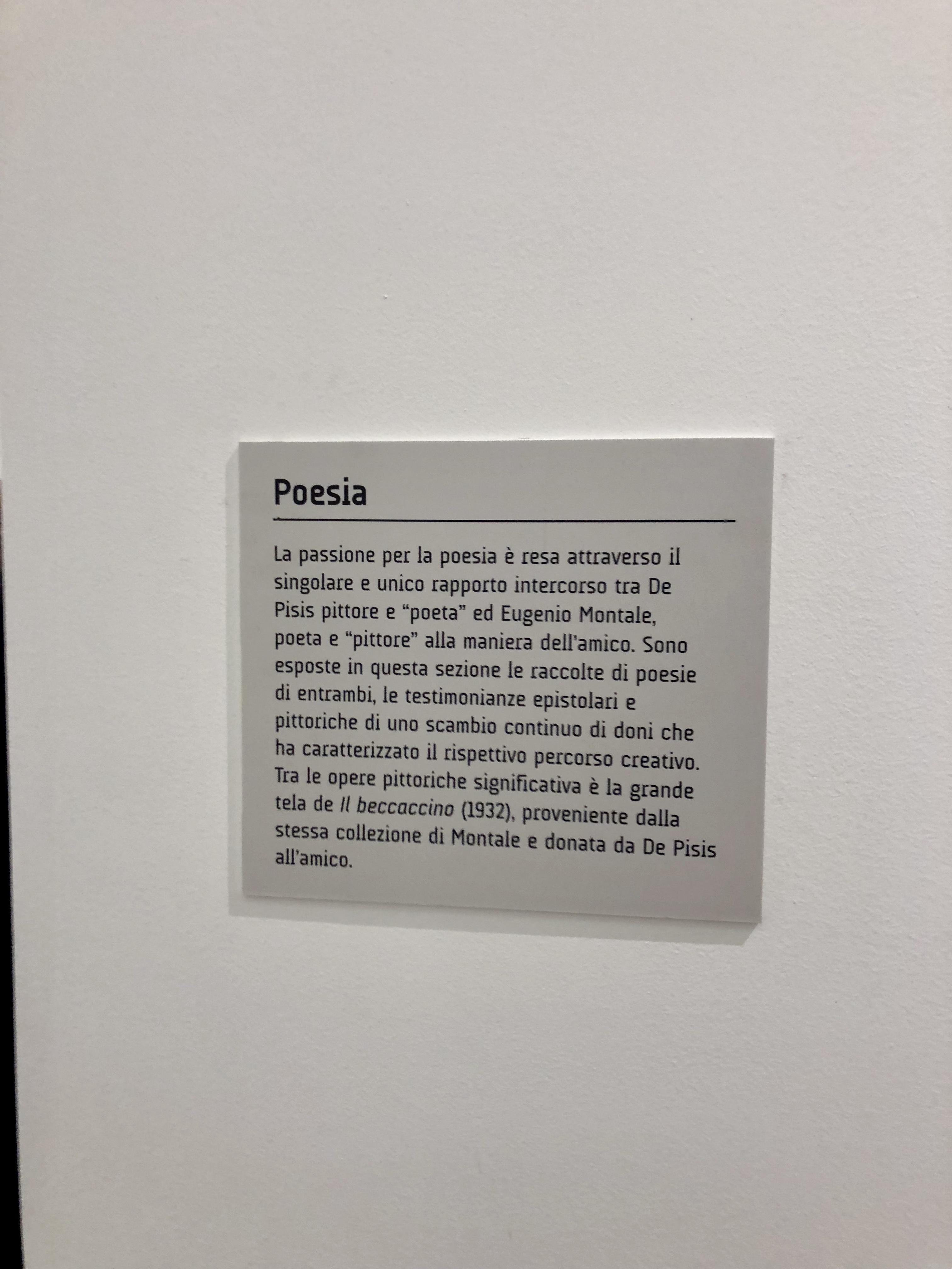 TalentiEventi_Filippo_De_Pisis_Eclettico_connoisseur_fra pittura_ musica_e_poesia_Museo_Ettore_Fico_6