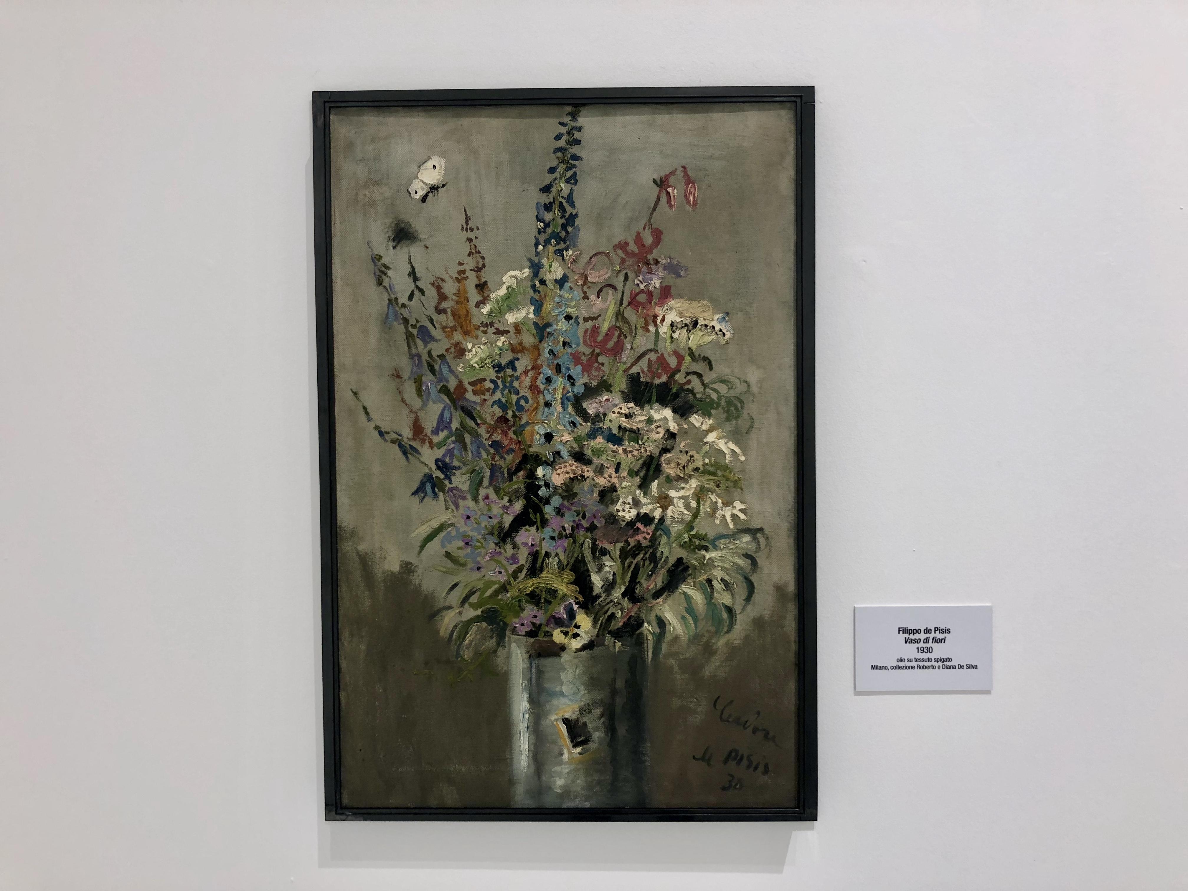 TalentiEventi_Filippo_De_Pisis_Eclettico_connoisseur_fra pittura_ musica_e_poesia_Museo_Ettore_Fico_15