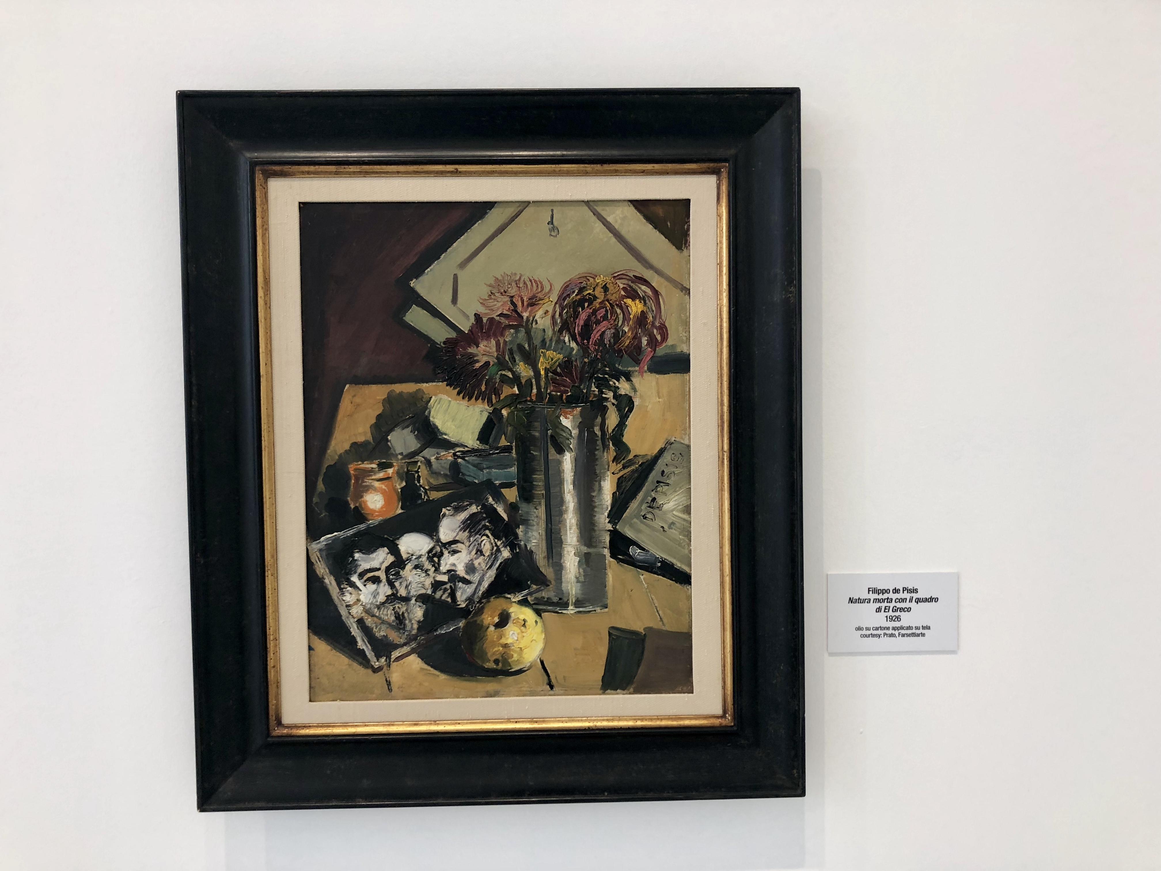TalentiEventi_Filippo_De_Pisis_Eclettico_connoisseur_fra pittura_ musica_e_poesia_Museo_Ettore_Fico_31