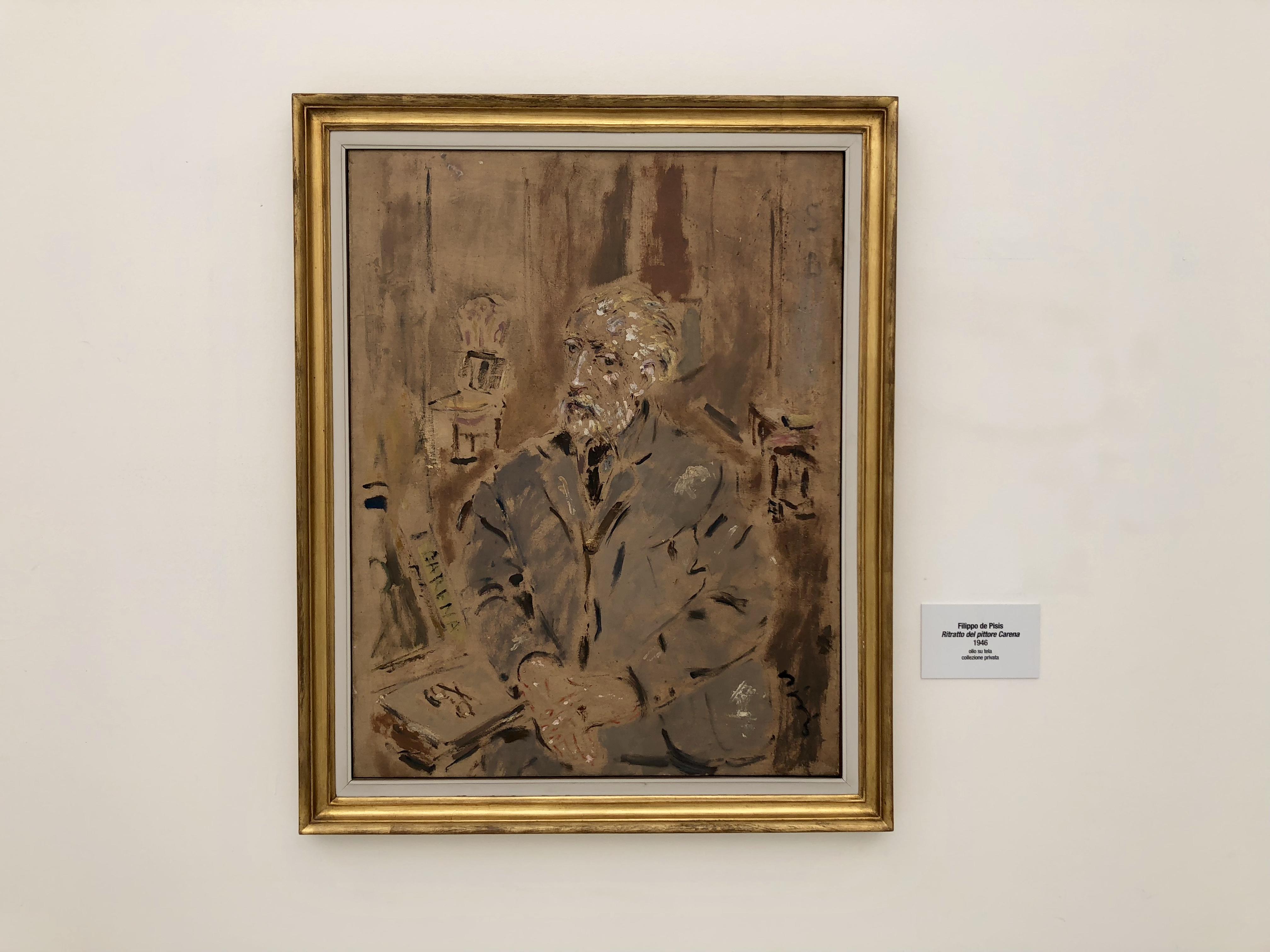 TalentiEventi_Filippo_De_Pisis_Eclettico_connoisseur_fra pittura_ musica_e_poesia_Museo_Ettore_Fico_33