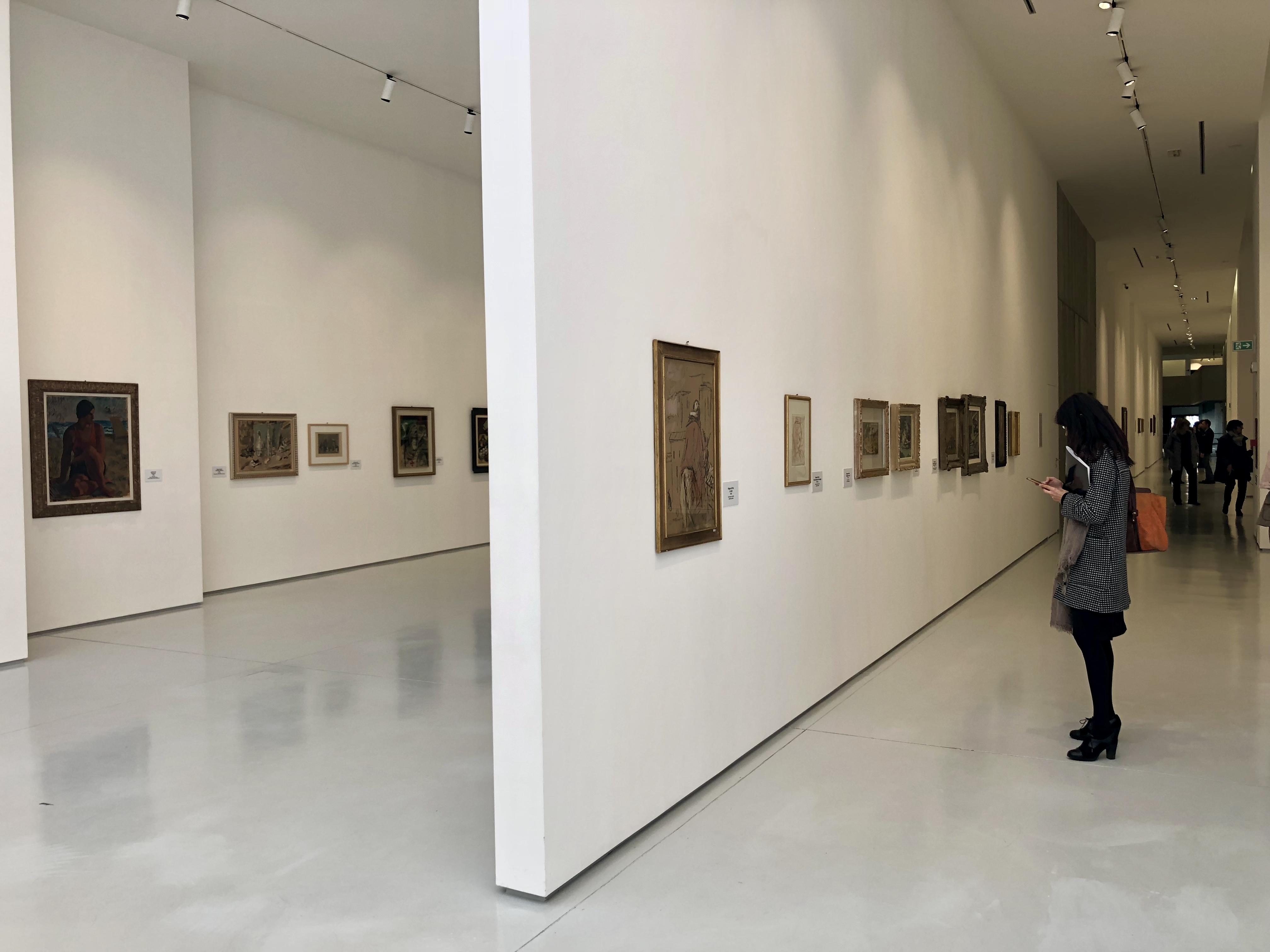TalentiEventi_Filippo_De_Pisis_Eclettico_connoisseur_fra pittura_ musica_e_poesia_Museo_Ettore_Fico_28