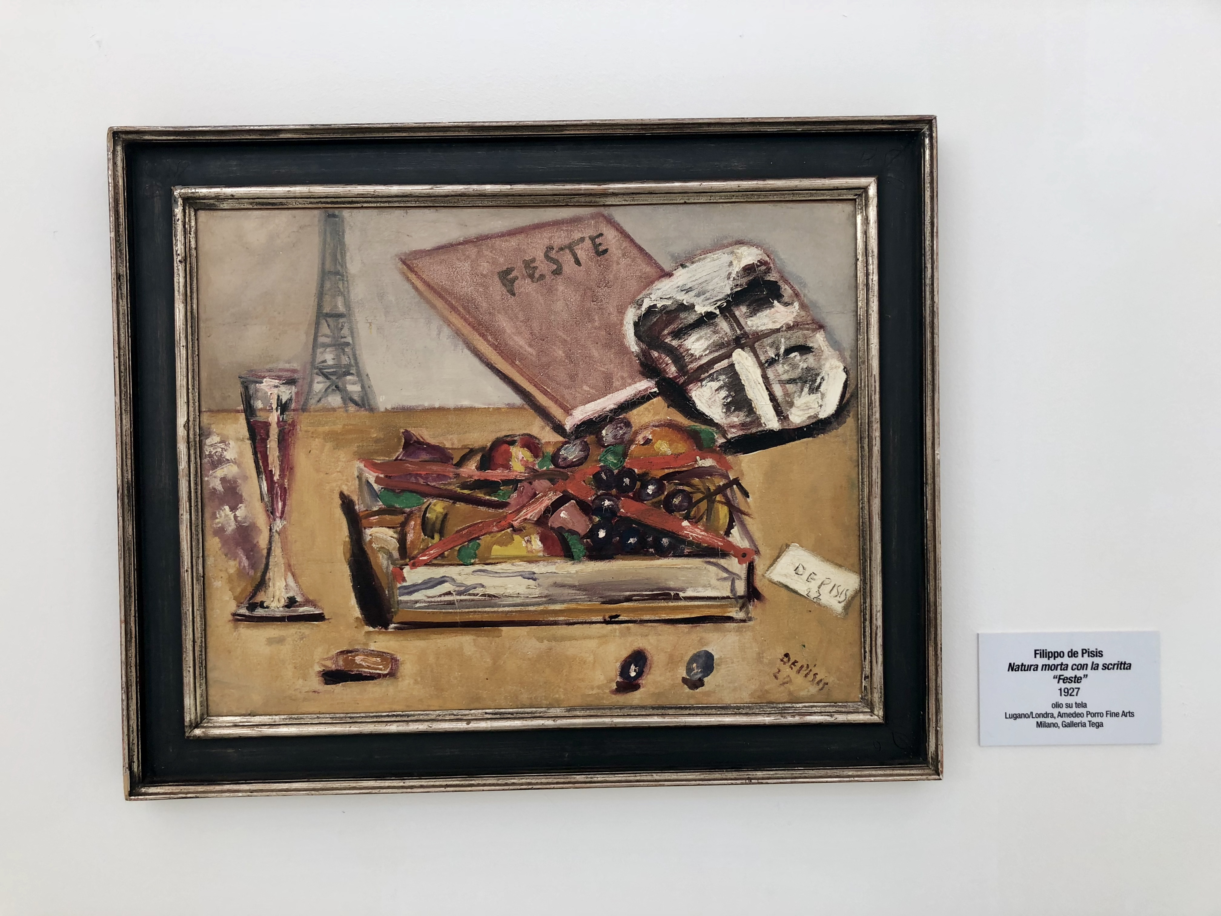 TalentiEventi_Filippo_De_Pisis_Eclettico_connoisseur_fra pittura_ musica_e_poesia_Museo_Ettore_Fico_36