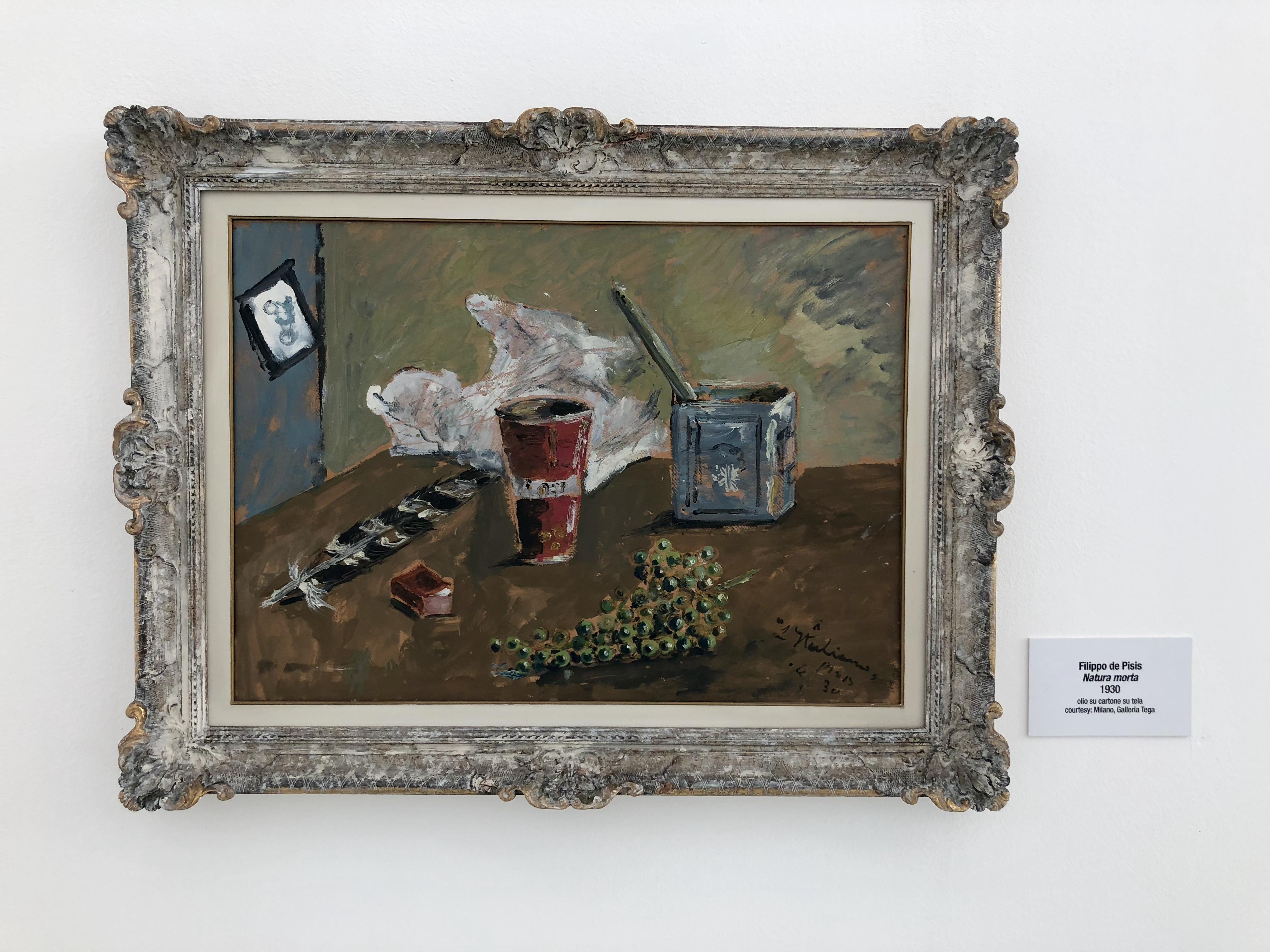 TalentiEventi_Filippo_De_Pisis_Eclettico_connoisseur_fra pittura_ musica_e_poesia_Museo_Ettore_Fico_37