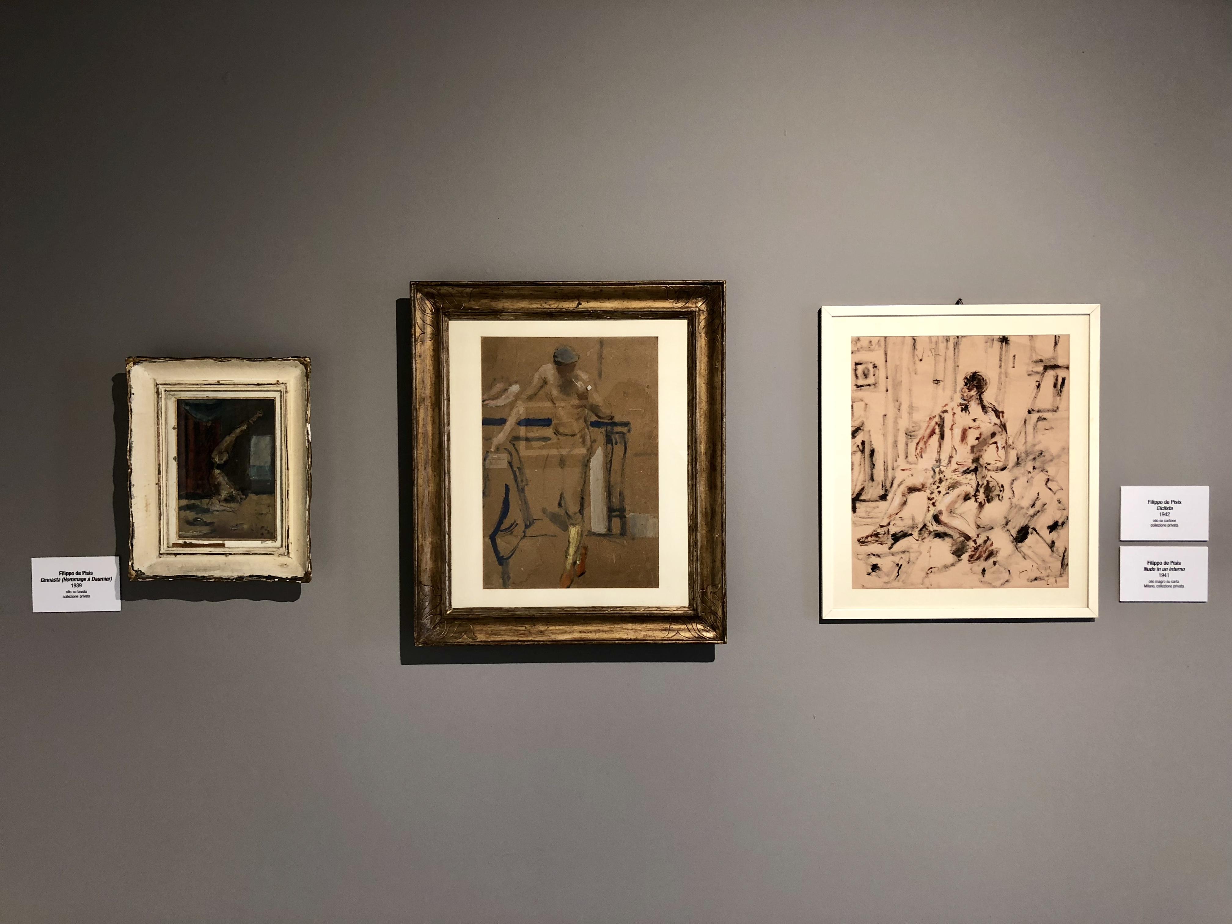 TalentiEventi_Filippo_De_Pisis_Eclettico_connoisseur_fra pittura_ musica_e_poesia_Museo_Ettore_Fico_41