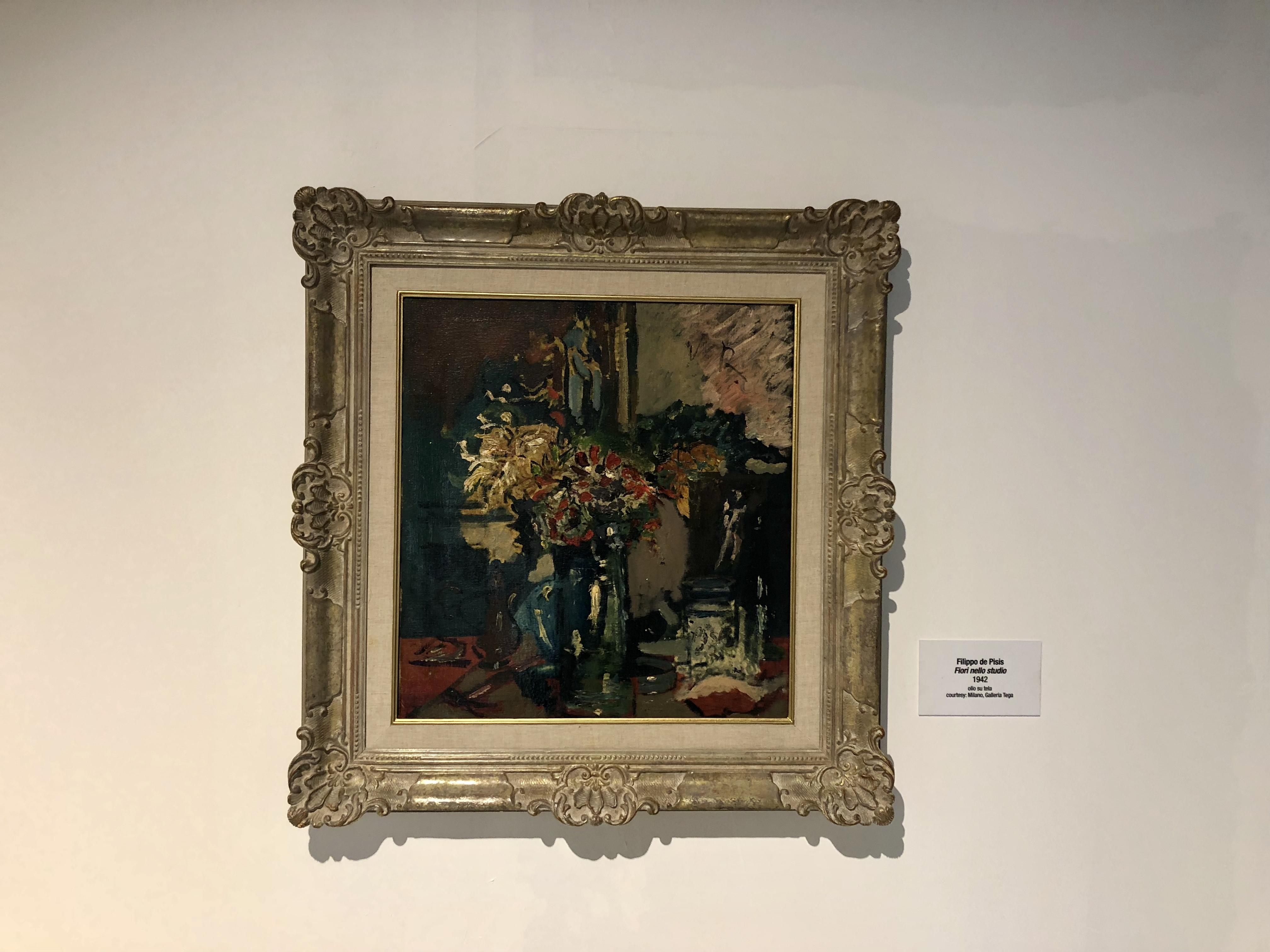 TalentiEventi_Filippo_De_Pisis_Eclettico_connoisseur_fra pittura_ musica_e_poesia_Museo_Ettore_Fico_42