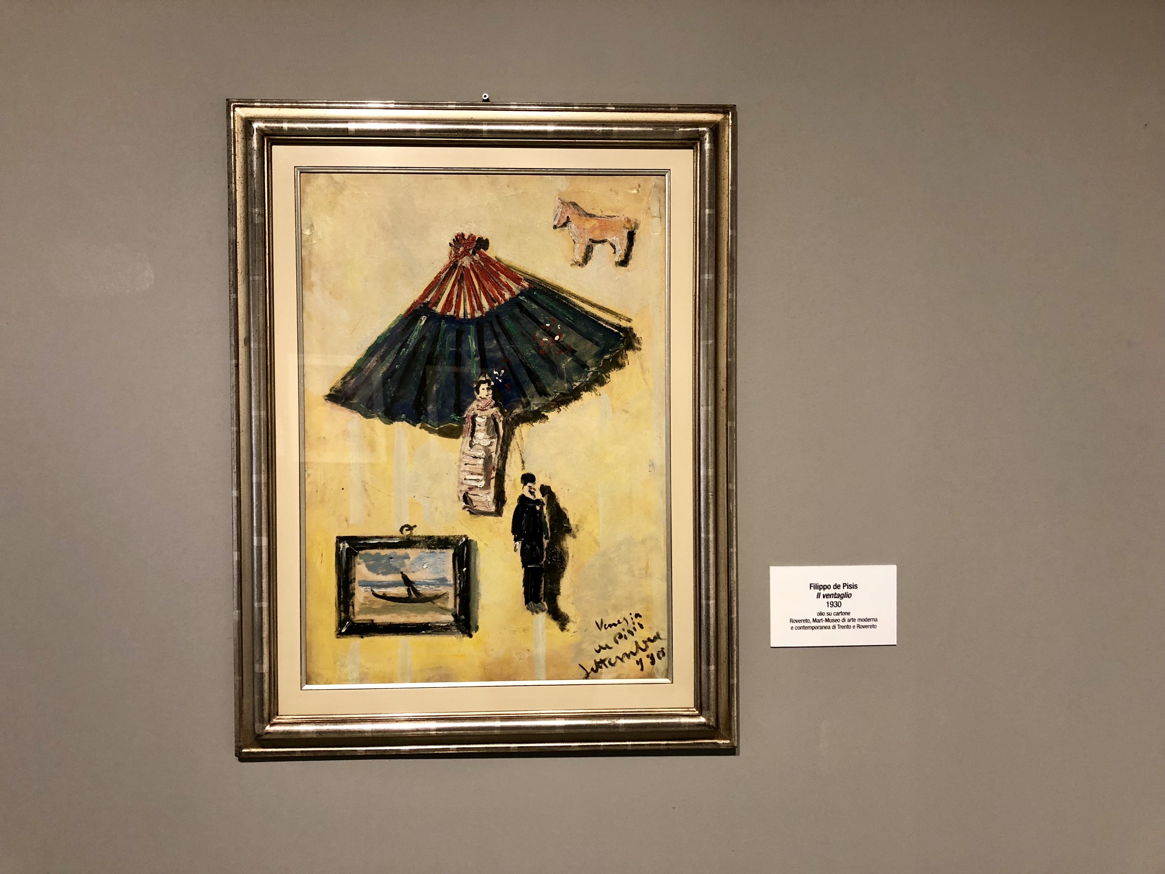 TalentiEventi_Filippo_De_Pisis_Eclettico_connoisseur_fra pittura_ musica_e_poesia_Museo_Ettore_Fico_44