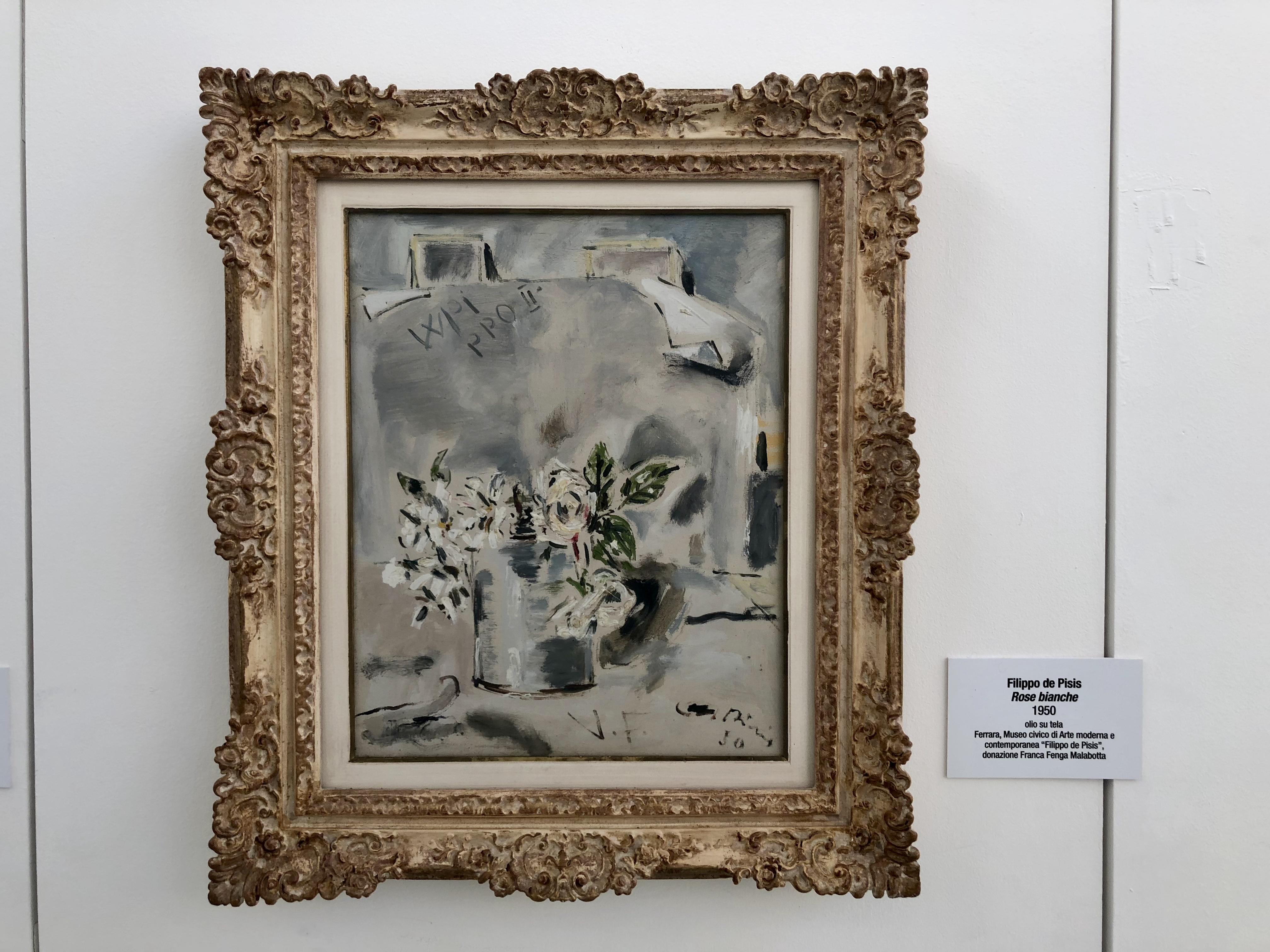 TalentiEventi_Filippo_De_Pisis_Eclettico_connoisseur_fra pittura_ musica_e_poesia_Museo_Ettore_Fico_53