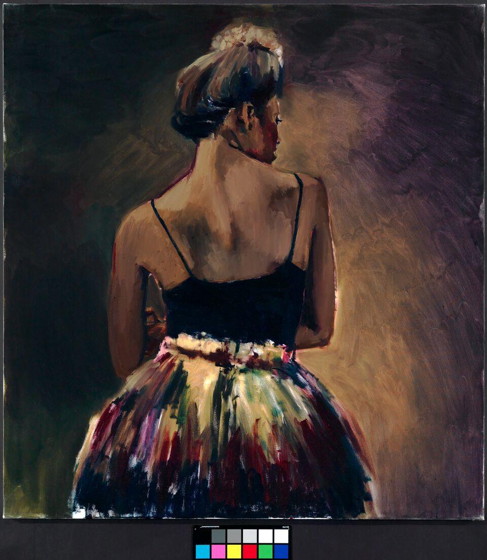 Lynette-Yiadom-Boayke - Fondazione Sandretto Re Rebaudengo