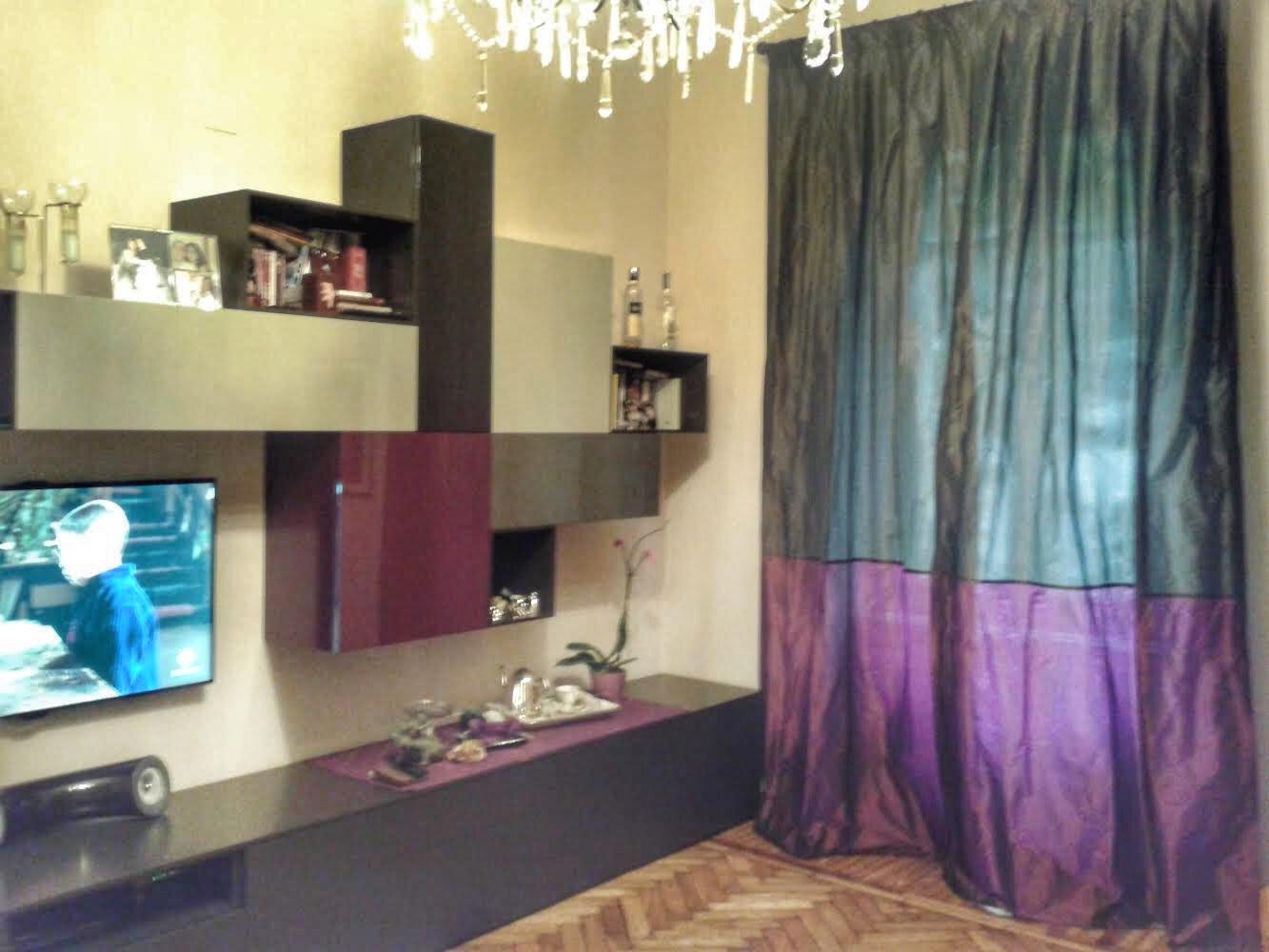 progettazione_zona_giorno_tendaggi_mobile_tv_sara_rombola_pink_house_torino_talenti_eventi_1