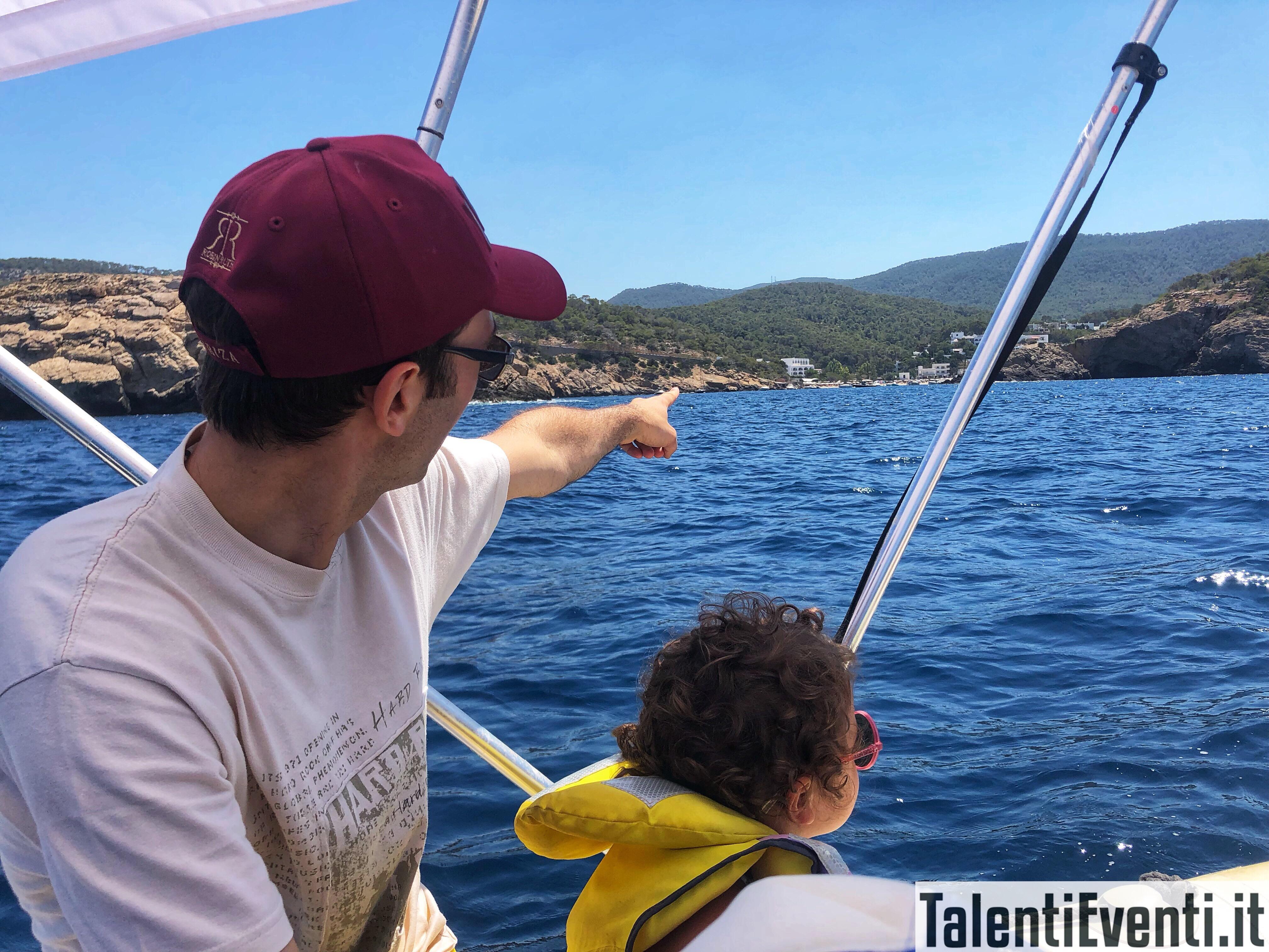 Gita in barca a Es Vedrà