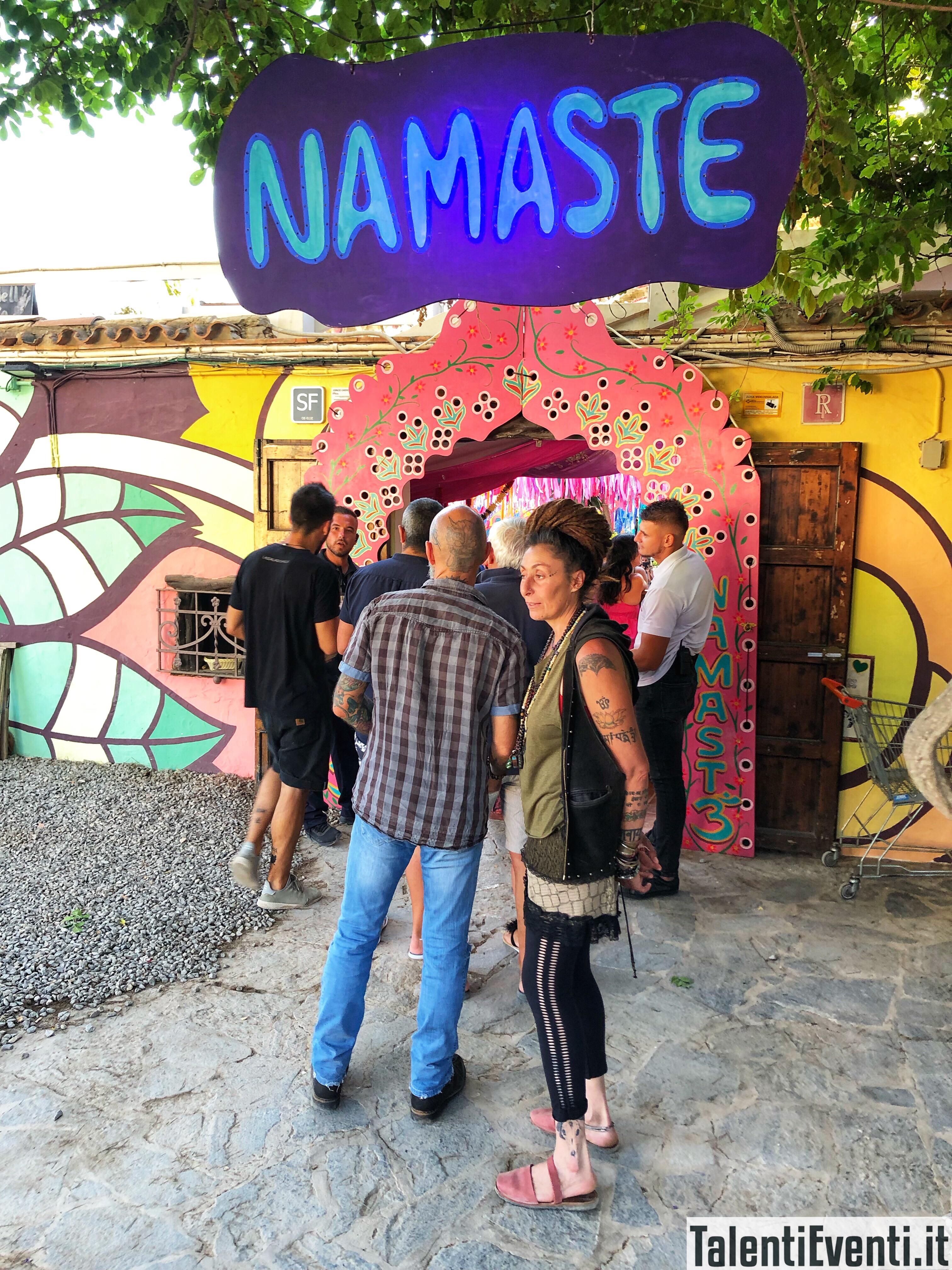Namastè a Las Dalias