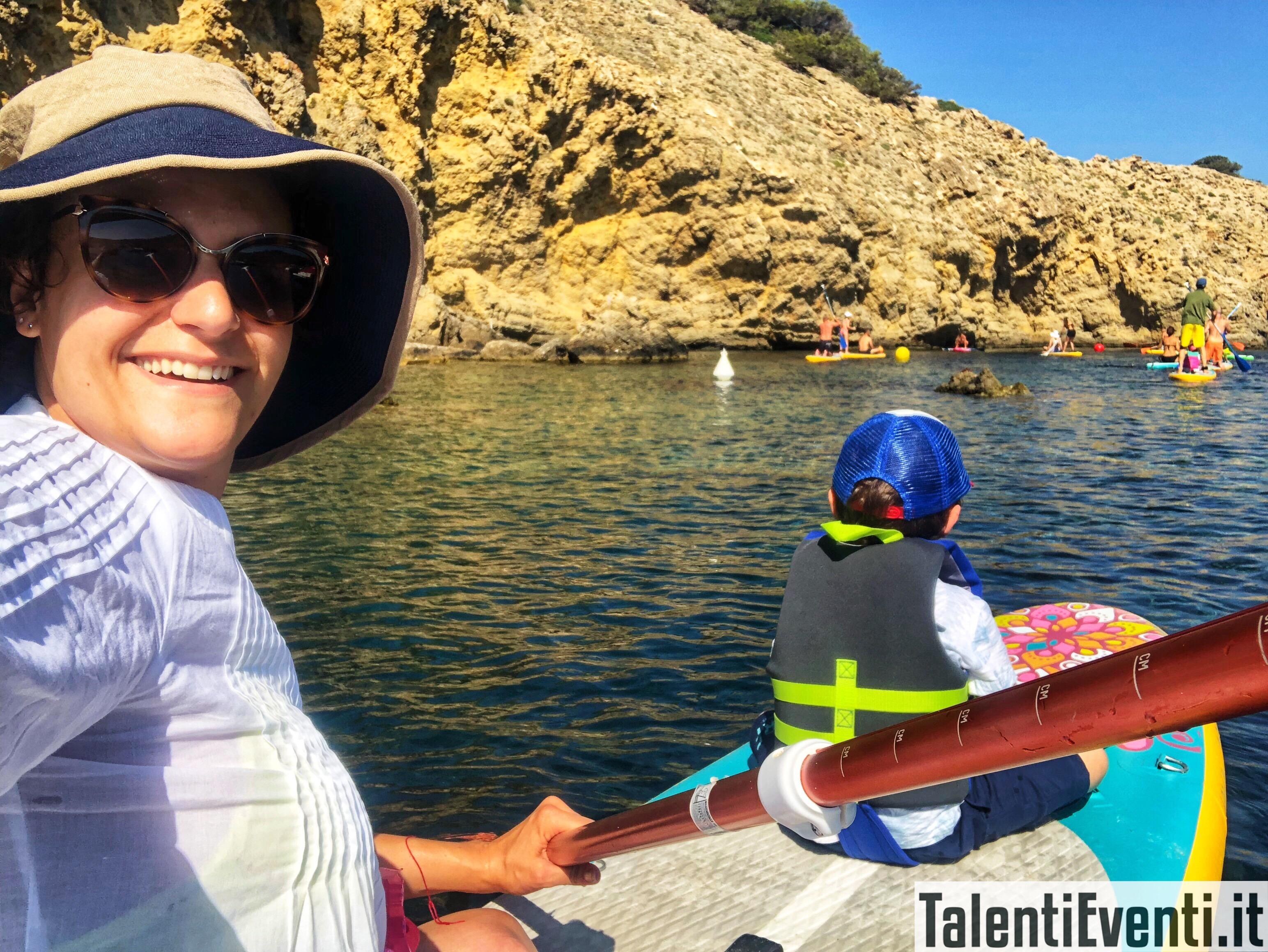 Paddle Surf a Cala Vedella